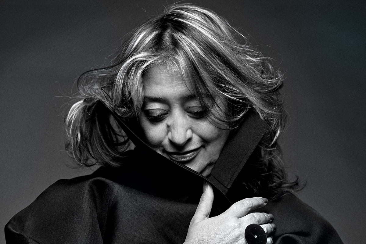 zaha hadid belong cover arabic architecture