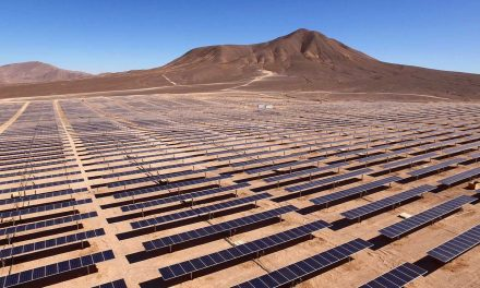 South America's Largest Solar Farm Opens