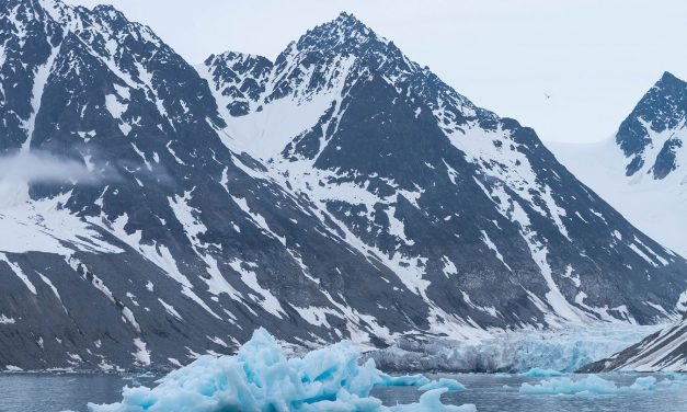 Melting Antarctic Ice Sheets Thinning at 'Extraordinary' Rate
