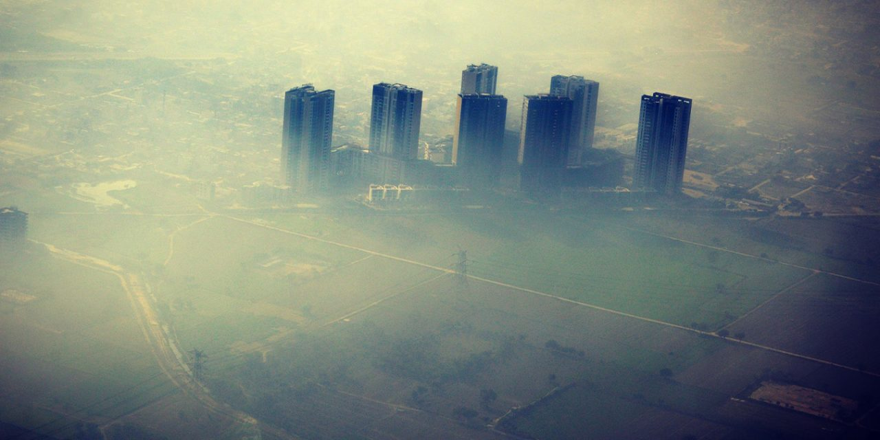 "Air pollution damaging ""every organ in the body"""