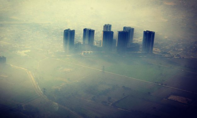 """Air pollution damaging """"every organ in the body"""""""