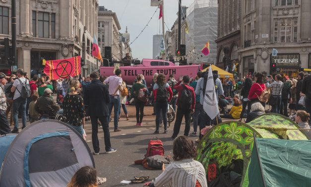 Extinction Rebellion: 'The World's First Peaceful Revolution'