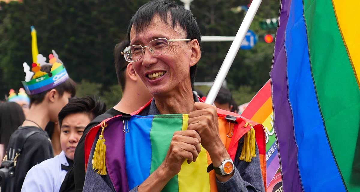 Taiwan Becomes First Asian Parliament to Allow Same-Sex Marriages