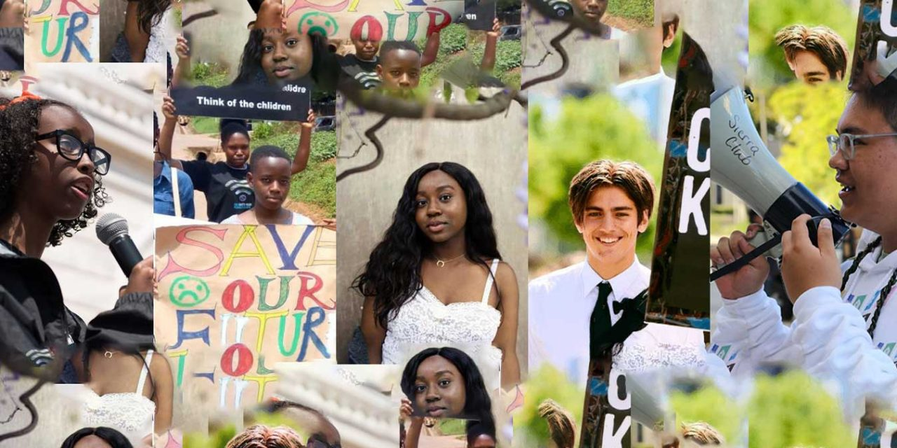 Five Young Climate Activists Trying to Change the World
