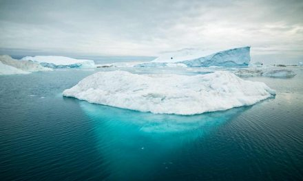 40% of Greenland Ice Melts in One Day