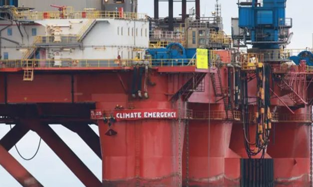 Defiant Greenpeace Steps Up BP Oil Rig Protest – Two More Protesters Arrested
