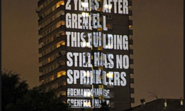 Two Years After Grenfell and Very Little Has Changed