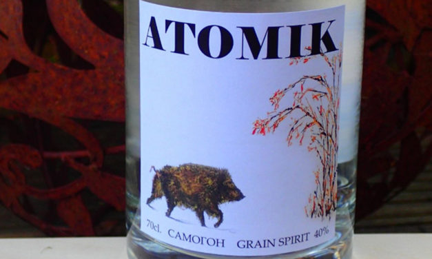 Atomik Vodka Produced in Chernobyl to go on Sale