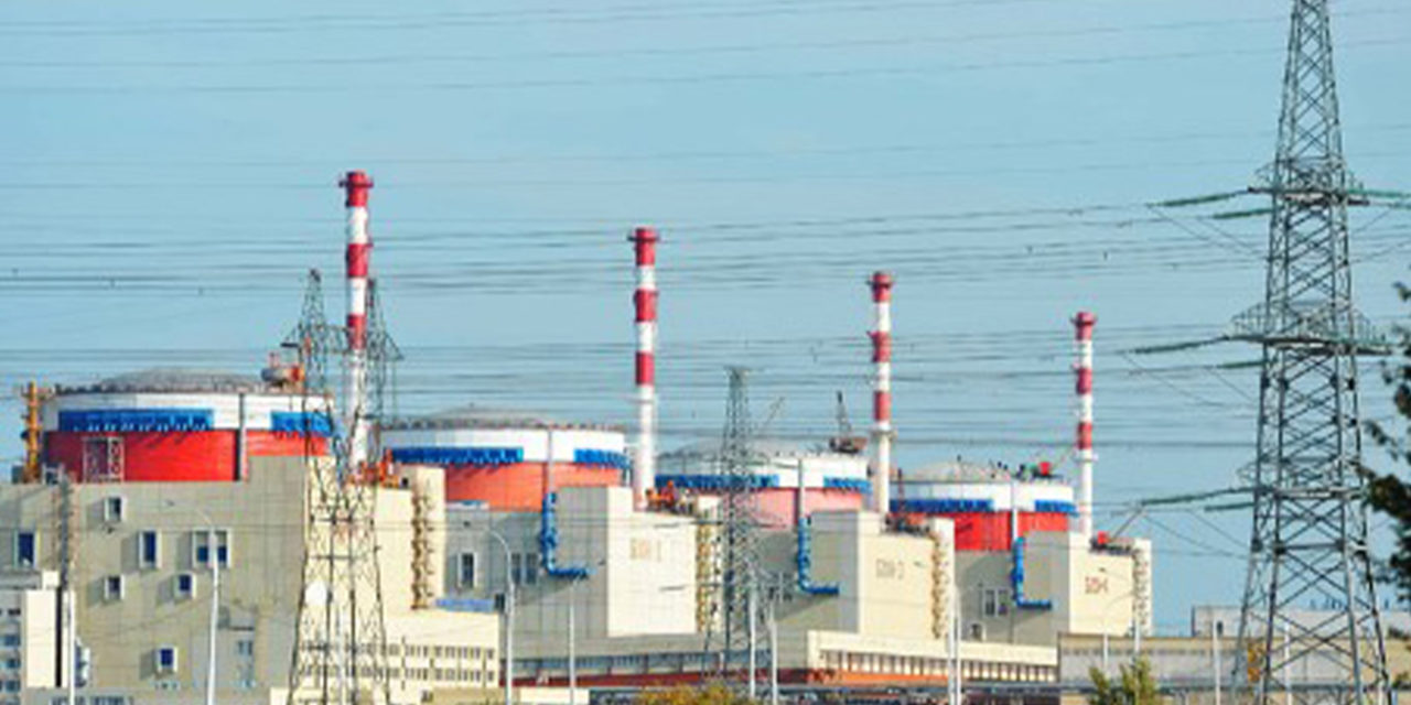 Russia Woos Africa with Nuclear Energy