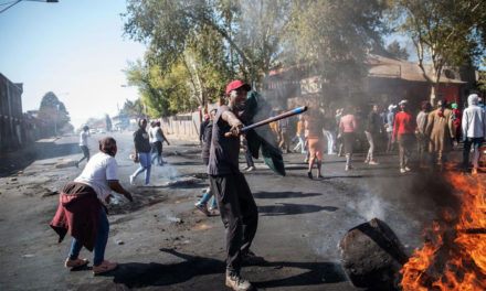 Xenophobia Runs Rampant in South Africa
