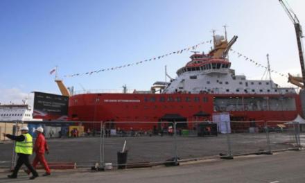 New British Research Ship Is Named Sir David Attenborough