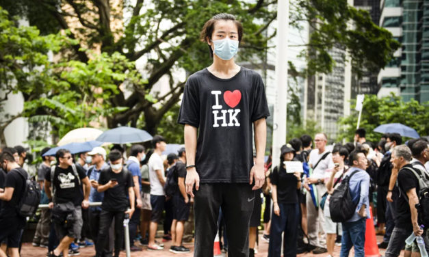 Hong Kong Protests 101: 5 Demands + UK Citizenship Rights