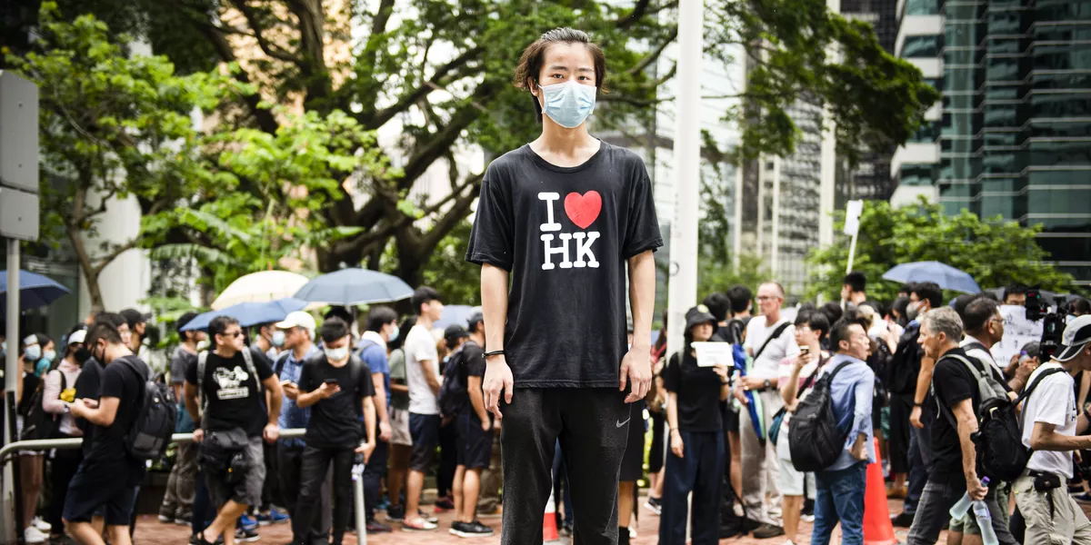 Hong Kong Protests 101: 5 Demands + UK Citizenship Rights