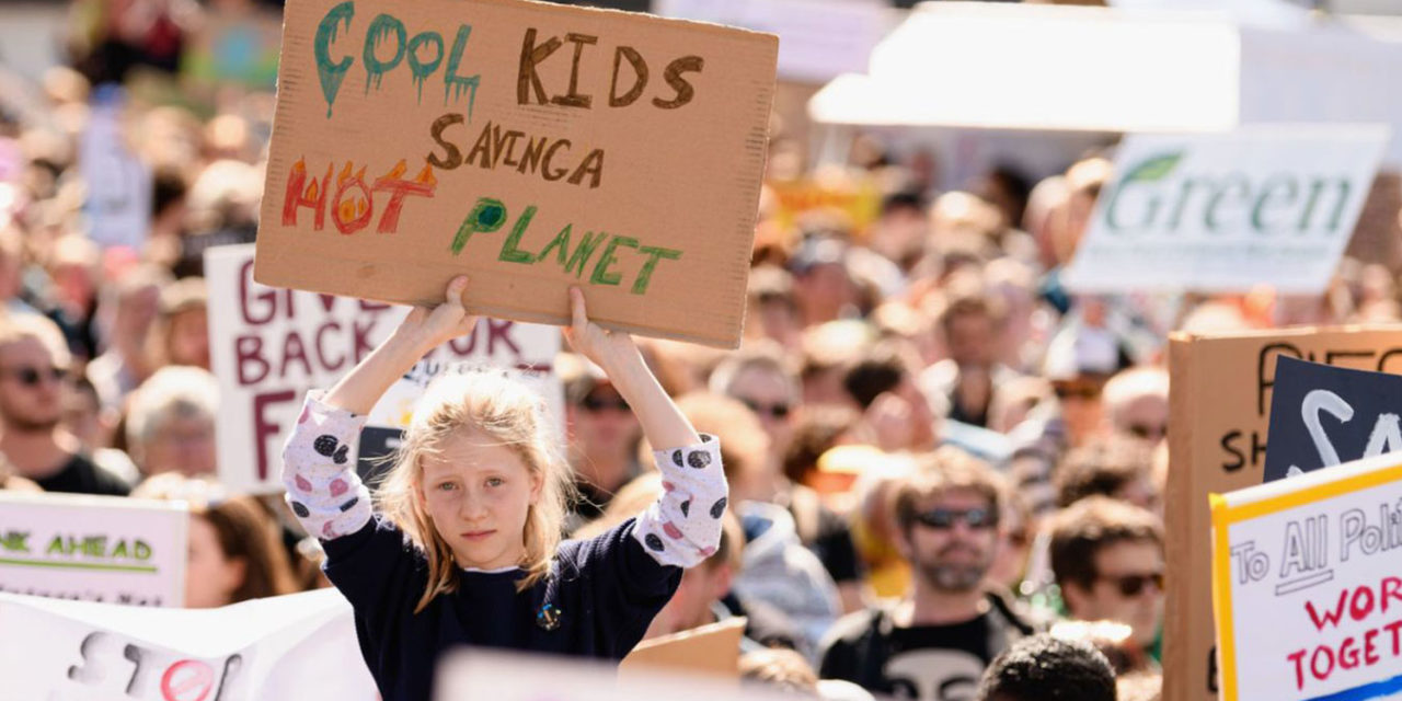 Another Wave of Climate Strikes Gets Going Across the World