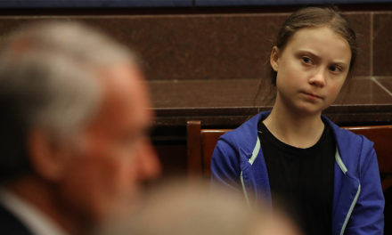 Greta Thunberg vs. the United States