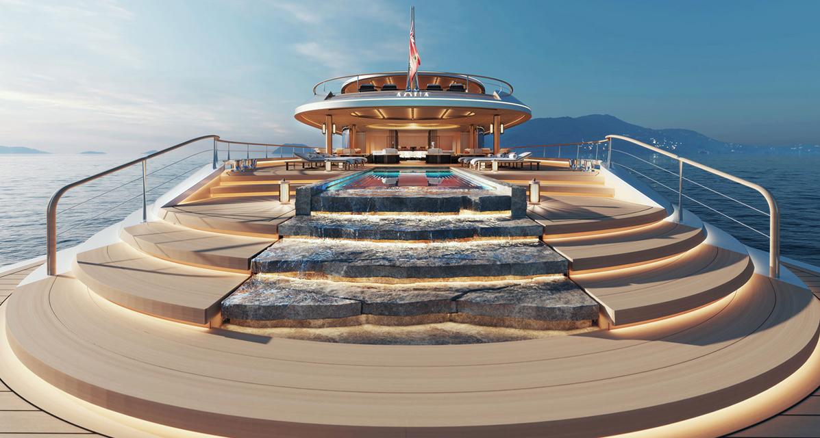 World's First Hydrogen Superyacht Debuts in Monaco