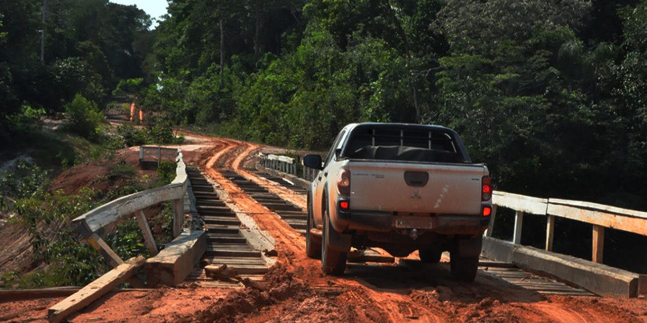 New Highway Threatens Amazon Rainforest