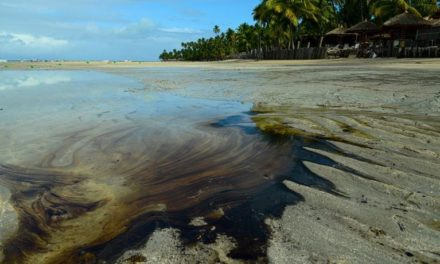 Brazil's Mysterious Oil Spill