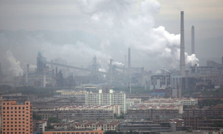 China's Coal Addiction May Scupper World Climate Goals