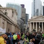 Extinction Rebellion Activists Arrested After Bank of England Protest