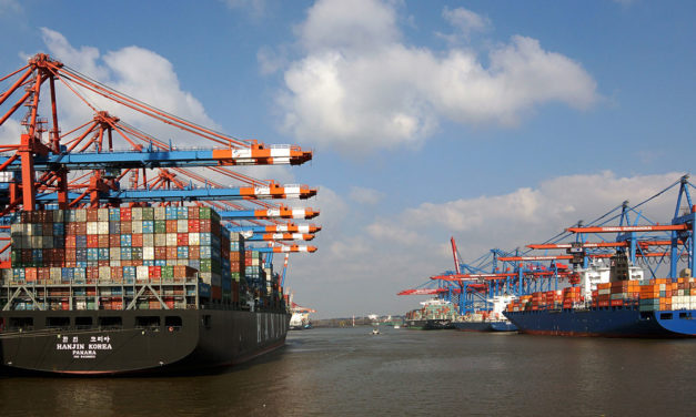 Shipping Industry Starts to Clean up Its Act