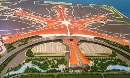 New Beijing 'Starfish' Airport Will Use AI Instead of Passports
