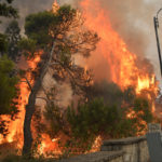 Lebanon Witnesses Worst Wildfires in Decades