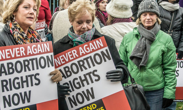 Abortion Laws in Northern Ireland Breach Human Rights