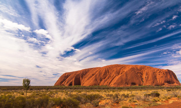 Hundreds Congregate at Australian Sacred Site One Final Time
