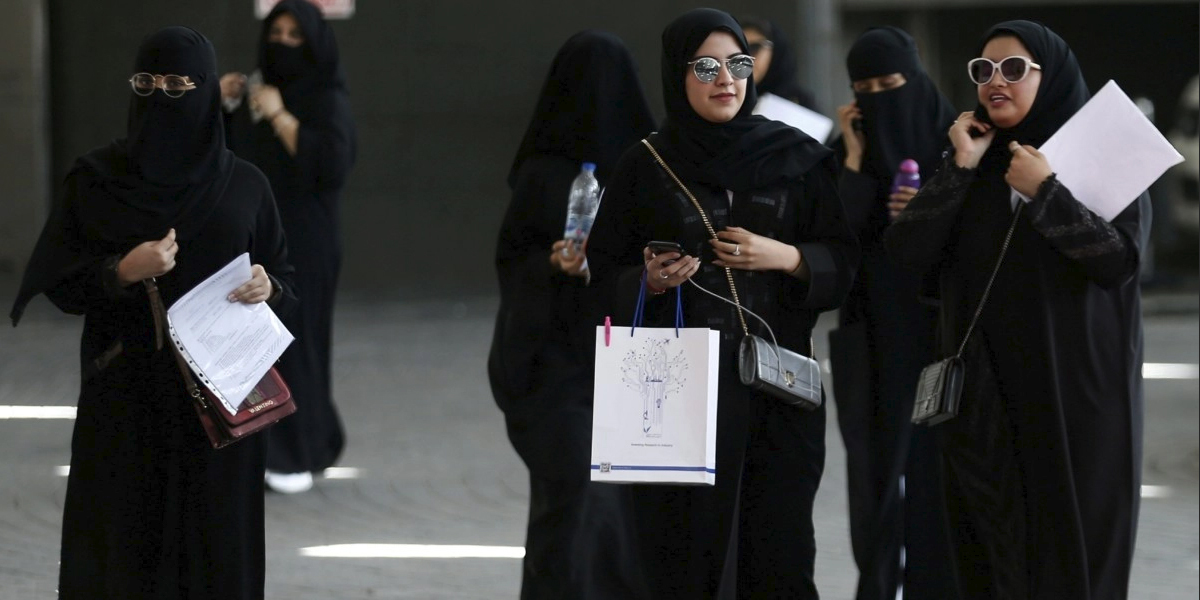 Are Saudi Arabia's New Reforms for Women a Front?