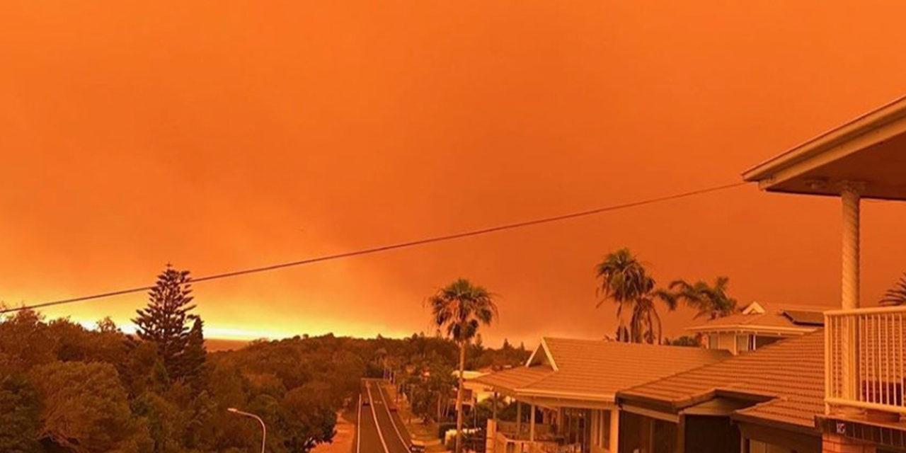 "Three Confirmed Dead as Australia Prepares for ""Catastrophic"" Bushfires"