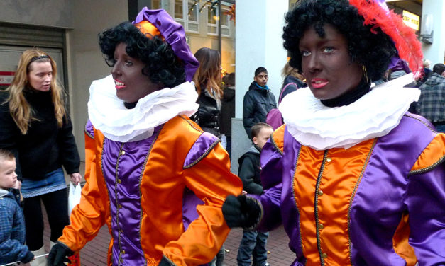 A Dutch Christmas: The Racist Origins of 'Black Pete'