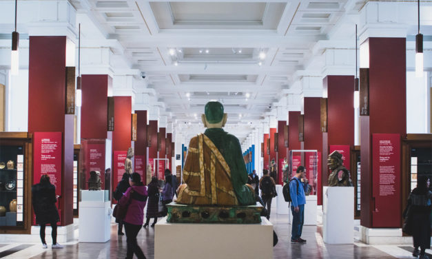 The British Museum: The World's Largest Receiver of Stolen Goods