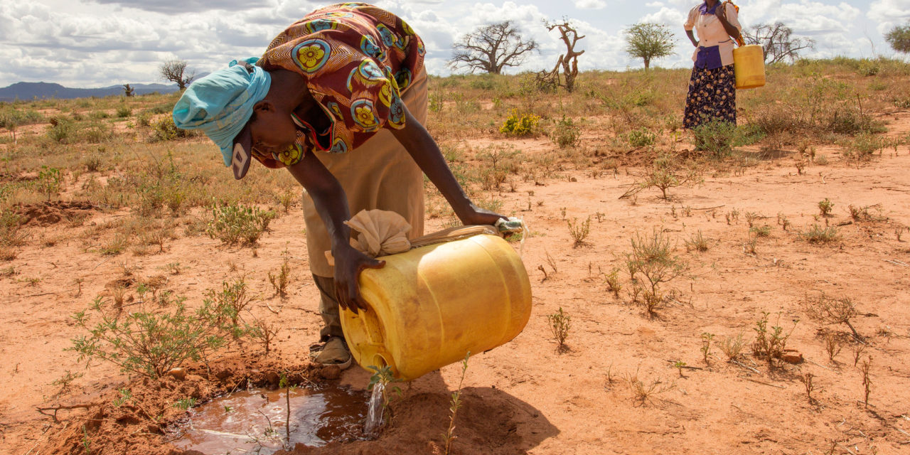 Climate Change is Killing Women and Girls First