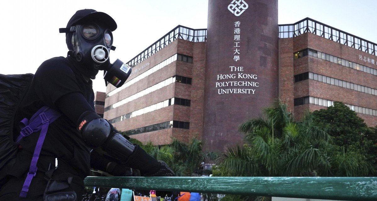 What's Happening at Hong Kong's Polytechnic University?