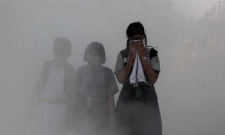Car Ban Placed in Delhi After Air Pollution Reaches Record High