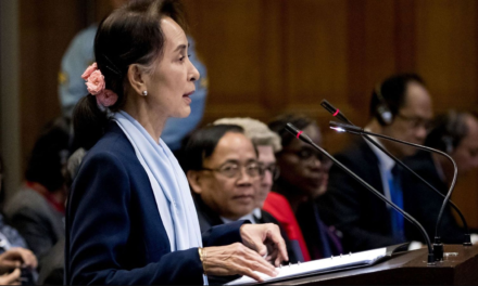 The Fall of Aung San Suu Kyi: From Peaceful Leader to Genocide Denier