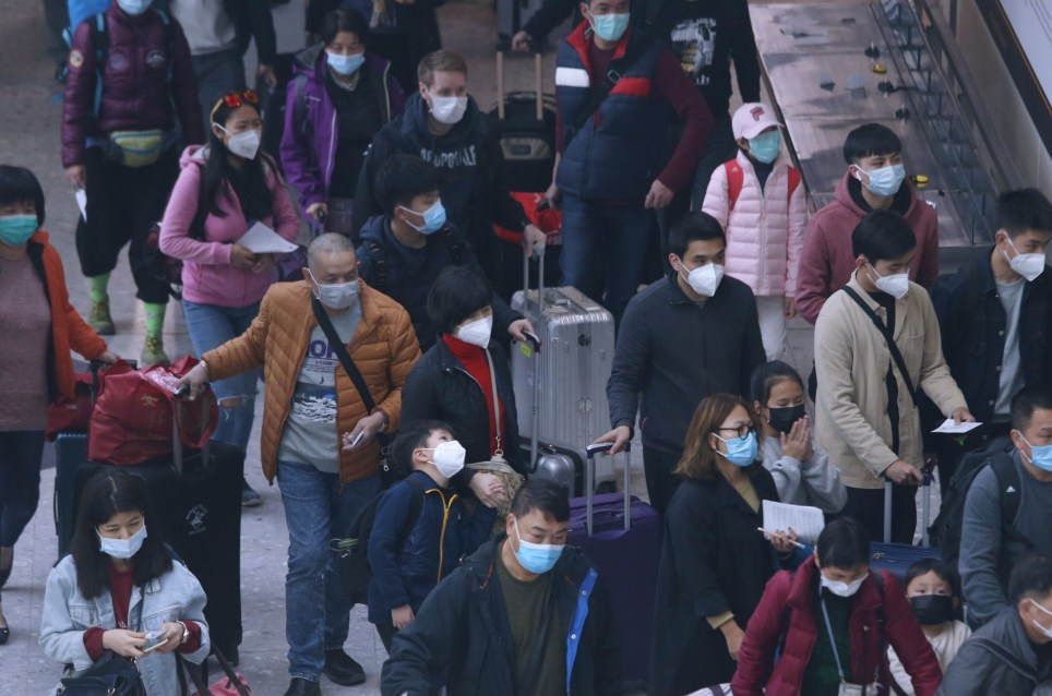 Coronavirus Sparks 'Fear' in Asian Communities Across the World