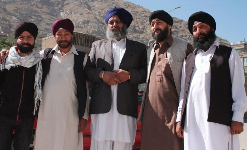 The Last Sikhs of Afghanistan