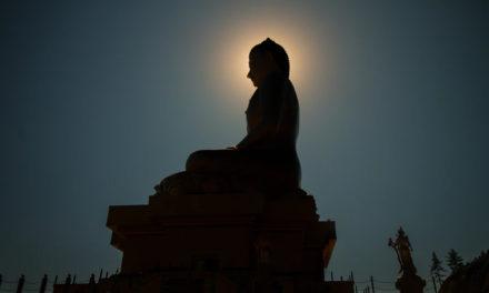 Buddhists Celebrate Vesak Day