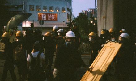 Hong Kong is Back to Protesting