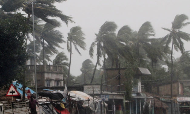 Super Cyclone Amphan Threatens Millions