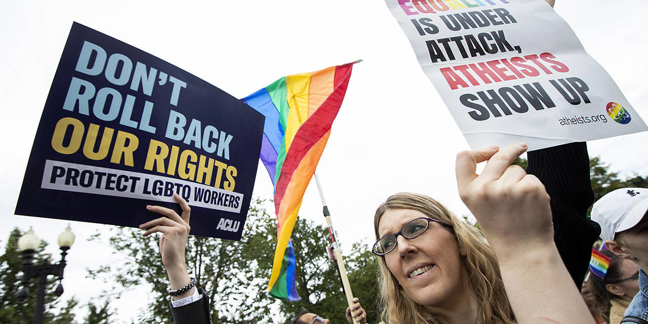 Supreme Court Rules in Favour of Gay and Transgender Rights