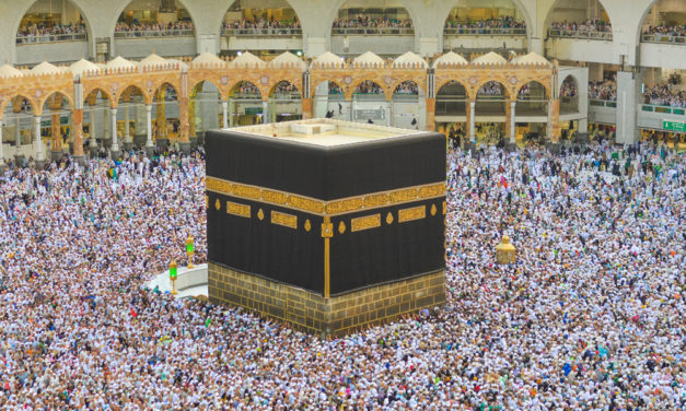 Hajj: Islamic Pilgrimage Limits Numbers of Attendees