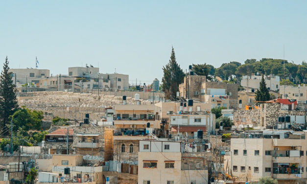 Israel Plans to Annex West Bank