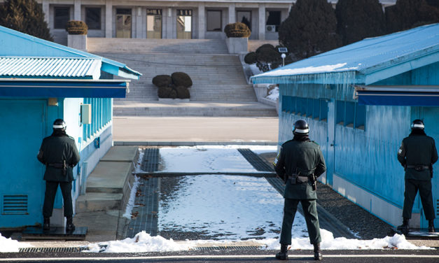 The Tension Between North and South Korea Explained