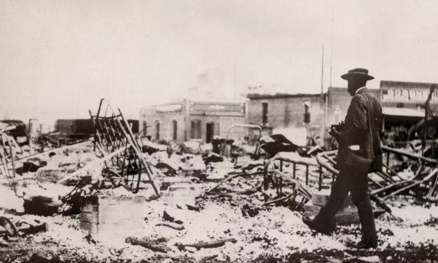 Remembering the Black Wall Street Massacre