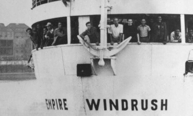 Honouring the Windrush Generation
