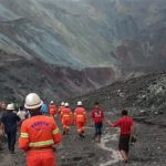 At Least 160 Dead in Myanmar Jade Mine Landslide