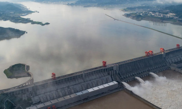 Flooding in China Worst in Decades